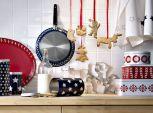 Декорируем интерьер кухни к новому году
