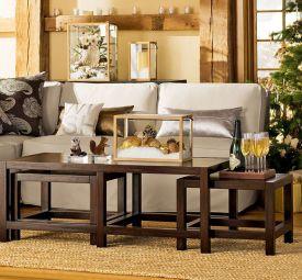 Украшаем интерьер гостиной к новогодним праздникам